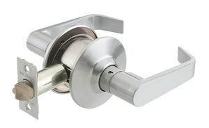 Cal-Royal Passage Cylindrical Levset in Satin Chrome C803US26D