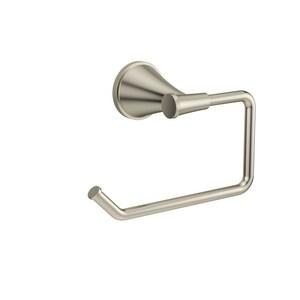 PROFLO® PF28 Series Rectangular Open Towel Ring in Brushed Nickel PF2851BN