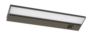 AFX Lighting NLLP Series 14 x 3-3/4 x 1 in LED Under-Cabinet Light in Oil Rubbed Bronze ANLLP14RB