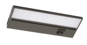 AFX Lighting NLLP Series 4.6W LED Under-Cabinet Light in Oil Rubbed Bronze ANLLP9RB