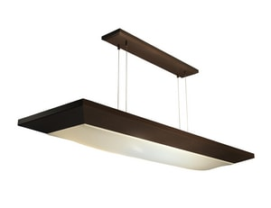 AFX Lighting Aeon® Cloud™ 4-3/8 in. 2-Light Suspended Linear with Cable Kit in Oil Rubbed Bronze AAEL232RBMVCK