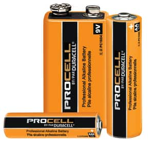 Duracell 1.5V AAA Alkaline Bulk Battery 24-Pack DPC2400 at Pollardwater