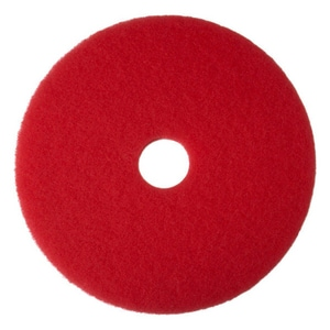 3M Niagara™ 18 in. Buffing Pad in Red (Case of 5) 3M04801135051