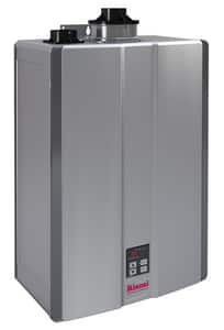 Rinnai SENSEI™ RUR Model Series 160 MBH Indoor Condensing Natural Gas Tankless Water Heater RRUR160IN