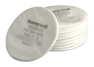 Honeywell Safety Products N95 Cartridge and Filter 10 Pack H7506N95