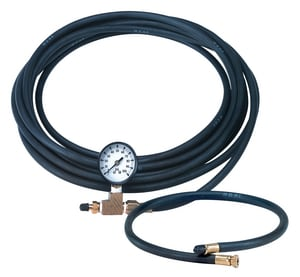 Cherne 5 ft. Extension Hose with Gauge C274218 at Pollardwater