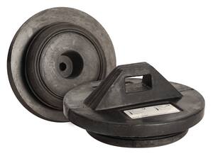 Taylor Made Plastics 42 in. Bell End Pipe Plug for Ductile Iron/C900 T301142