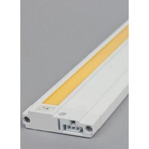 Tech Lighting Unilume 19-1/5 in. 3000K LED Slimline Under-Cabinet Light in White T700UCF1993WLED