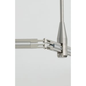 Tech Lighting Monorail 2 in. Flexible Connector Ceiling Light in Antique Bronze T700MOCFXHZ
