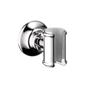 AXOR Montreux Hand Shower Holder in Polished Chrome AX16325000