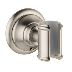 AXOR Montreux Hand Shower Holder in Brushed Nickel AX16325820