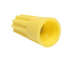 Diversitech 74B Wire-Nut® Wire Connector in Yellow 100 Pack DIV623004 at Pollardwater