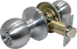 Primeline Products Hinge Butt in Satin Nickel 10 Pack PPT3P30