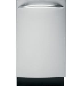 General Electric Appliances Profile™ 24 in. 60dB Built-In Dishwasher in Stainless Steel GPDW1860KSS