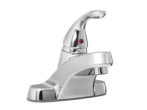 PROFLO® 0.5 gpm Single Handle Centerset Bathroom Sink Faucet in Polished Chrome PFWSC30065CP