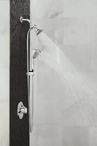 Moen Easy Clean® XLT Single Function Full Showerhead in Polished Chrome M6303EP