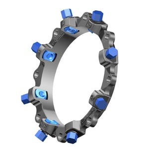 Star Pipe Products Stargrip® 3000 Series 3 in. Mechanical Joint Ductile Iron Wedge Restraint SSGDPN