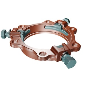 Star Pipe Products StarGrip® Series 4000 Mechanical Joint Ductile Iron Wedge Action Joint Restraint SPVC40G2