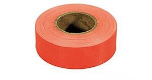 Irwin Industrial Tool Vinyl Flagging Tape in Glo Orange I65602