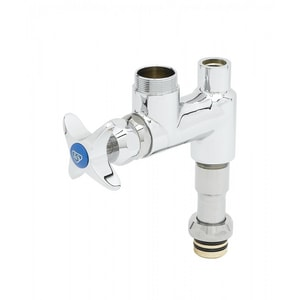 T&S Brass Big-Flo 3/8 in. Easyinstall Add On Faucet Assembly TB0286LNEZ