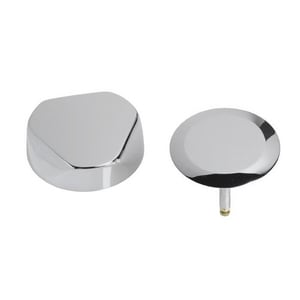 Geberit Turncontrol Bath Waste And Overflow System Trim