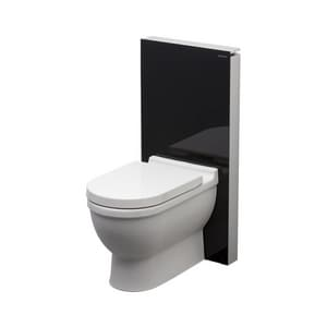 Amazing Geberit Monolith Monolith With Duravit Starck 3 Wc And Seat Beatyapartments Chair Design Images Beatyapartmentscom