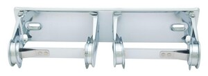 Bradley Corporation BradEx® Surface Mount Toilet Tissue Holder in Polished Chrome B5224000000