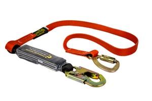 GF Protection 6 ft. Triple Lock Wrap Lanyard G11750