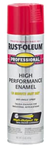 Rust-oleum Enamel Spray Can in Safety Red R7564838