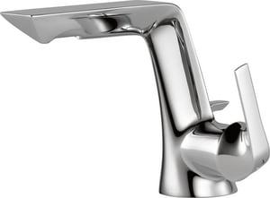 Brizo Sotria™ Single Handle Bathroom Sink Faucet in Chrome D65050LFPCECO