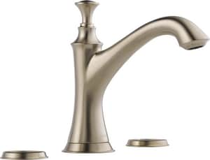 Brizo Baliza® Widespread Lavatory Faucet with Double Lever Handle D65305LFLHPECO