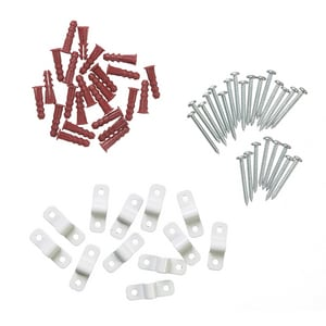 Closetmaid Shelf Clips with Screw C756100