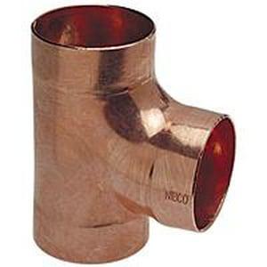 Copper DWV Sanitary Reducing Tee CDWVSTR