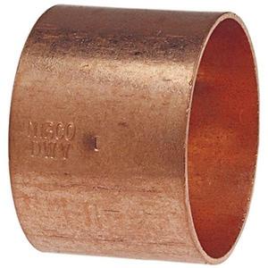 2 x 1-1/2 in. DWV Wrot Copper Coupling CDWVRCKJ