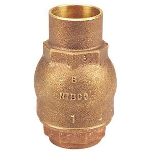 NIBCO 3/4 in. Bronze Solder Check Valve NS480YF