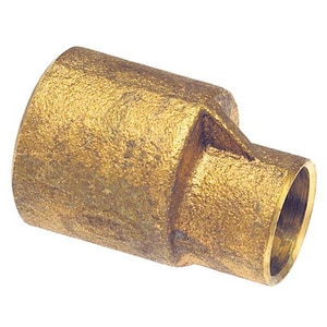 1 in. Copper Coupling with Drain CCCWDG