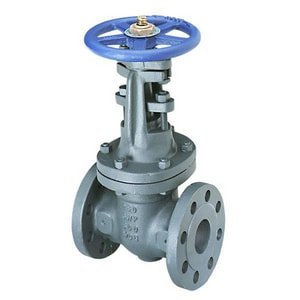Nibco F-667-O 3 in. Cast Iron Full Port Flanged Gate Valve NF667OM