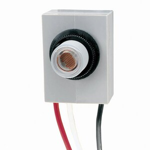 Intermatic 120V 1800W Fix Position Mount Photo Control IK4021C
