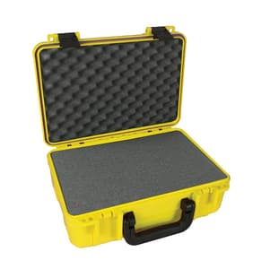 Underwater Kinetics 718 UltraCase® 12-4/5 x 6-4/5 in. Pick and Pluck Case in Yellow U02503 at Pollardwater