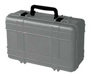 Underwater Kinetics 718 UltraCase® 12-4/5 x 6-4/5 in. Pick and Pluck Case in Grey U02502 at Pollardwater