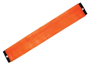 36 in. Dechlorination Strip Light in High Visibility Orange PDECHLORSTRIPHV at Pollardwater