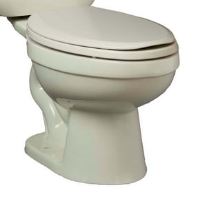 PROFLO® Jerritt Series 1.6 gpf Elongated Toilet Bowl in White PF1403TWH