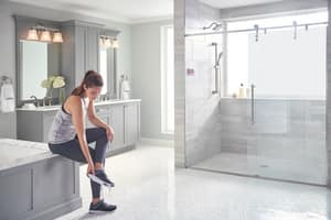 Moen Spray Face 4-Function Handheld Shower with Hose M3669EP