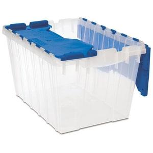 Akro-Mils KeepBox™ 15 in. 12 gal Light Duty Storage A66486CLDBL