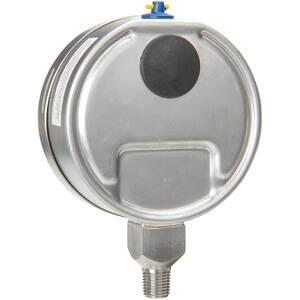 H.O. Trerice 700 Series 4 in. 300 psi Industrial Pressure Gauge T700SS4002LA140