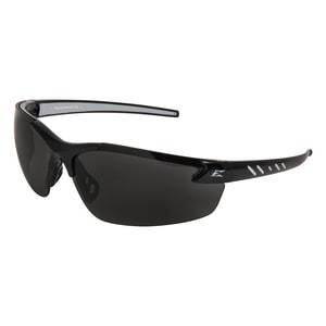 Edge Eyewear Zorge G2 Safety Glasses with Black and Smoke Lens WDZ116G2