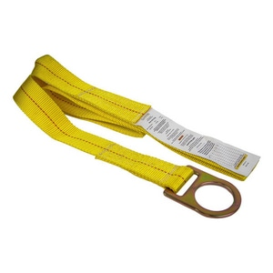 GF Protection 3 ft. Nylon and Polyester Cross Arm Strap with Pass Through Loop End G01640