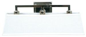 Craftmade International Denton 60 W 3-Light Medium Bracket in Polished Nickel C14125PLN3