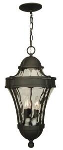 Craftmade International Parish 60W 3-Light Incandescent Pendant in Matte Black CZ4221TB