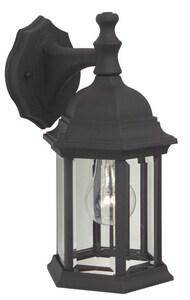 Craftmade International Hex Style 6-Light Open Bottom in Matte Black CZ294TB